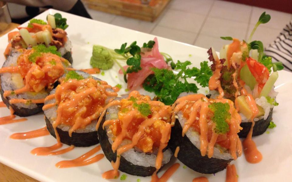My Sushi Take Away - Trần Xuân Soạn