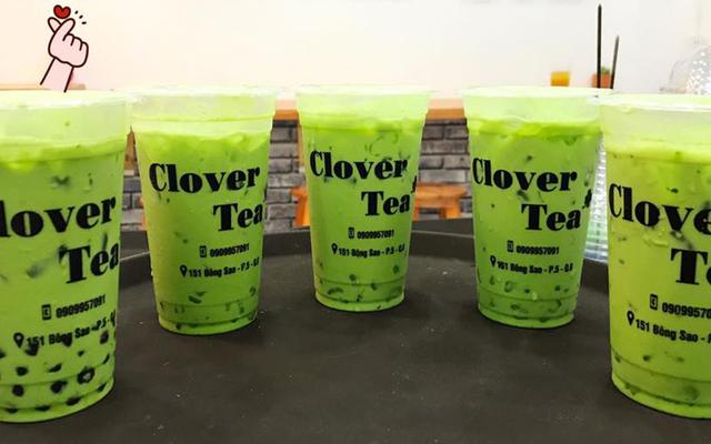 Clover Tea ở TP. HCM