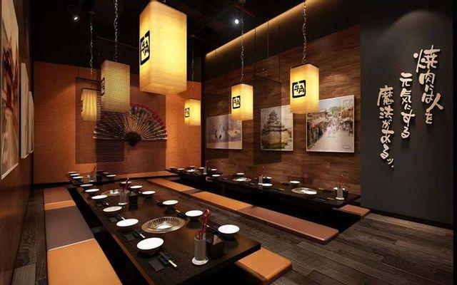 Gyu-Kaku Japanese BBQ - AEON Mall Long Biên ở Hà Nội