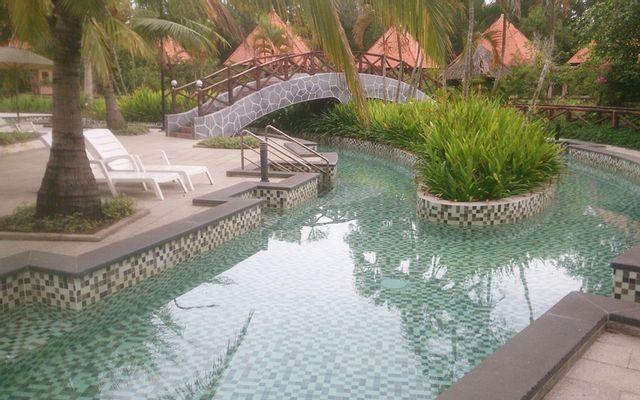 Suối Nước Nóng Bình Châu ở Vũng Tàu