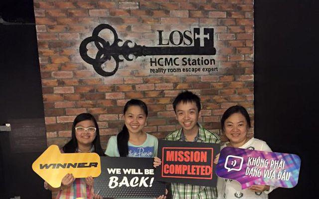 LOST HCMC Station - SC VivoCity ở TP. HCM