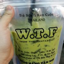 W.T.F - Trà Sữa & Kem Cuộn Thái Lan