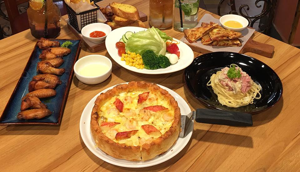 The Pizza Company - Lê Văn Sỹ