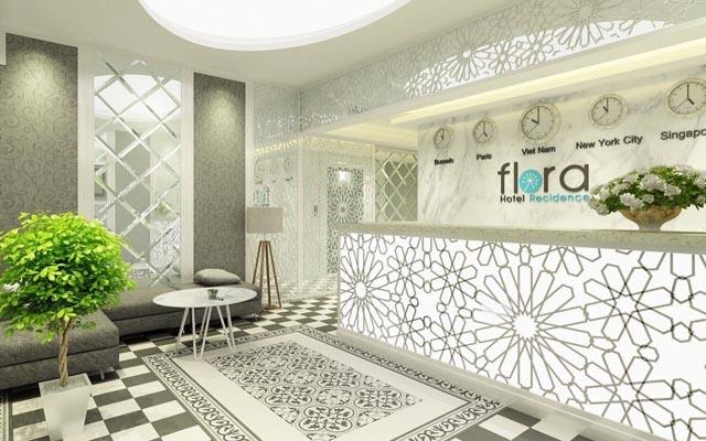 Flora Hotel Residence - Nguyễn Văn Linh ở Đà Nẵng