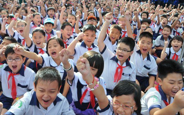 THCS Nguyễn Huy Tưởng - Thị Trấn Đông Anh ở Hà Nội