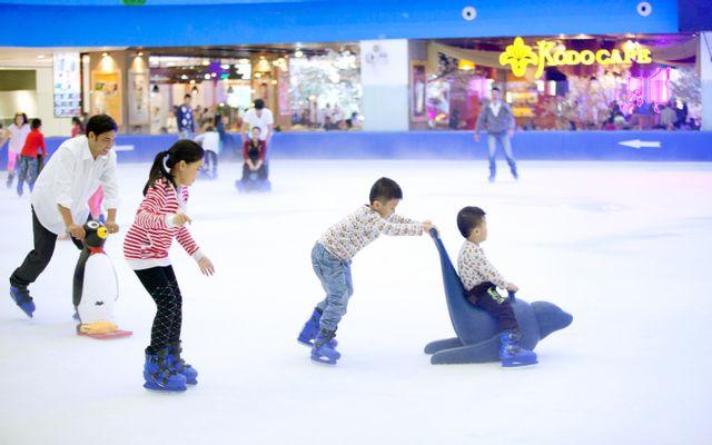 Vinpearlland Ice Rink - Vincom Biên Hòa ở Đồng Nai