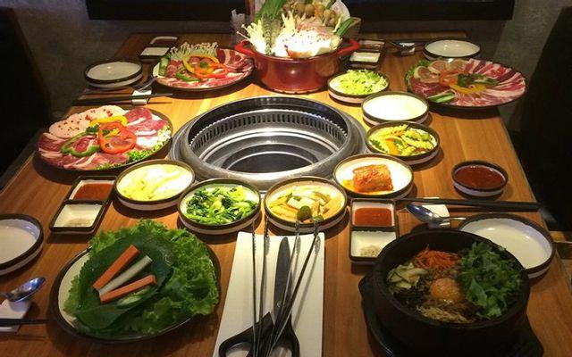 King BBQ Buffet Vincom Quang Trung