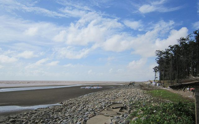 Khu Du Lịch Biển Ba Động - Trà Vinh ở Trà Vinh