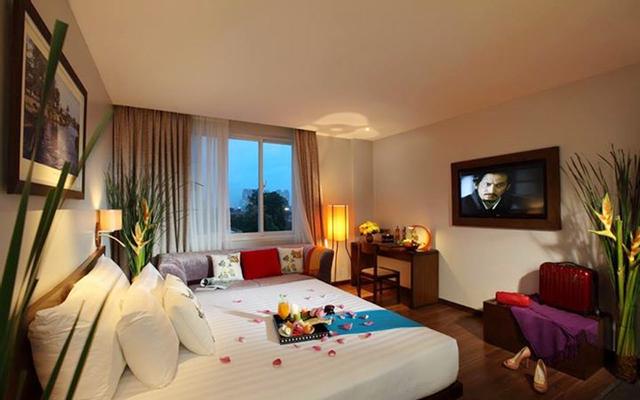 Sliverland Sakyo Hotel & Spa ở TP. HCM