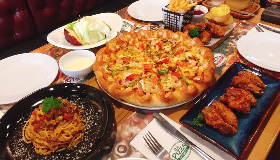 The Pizza Company - Nguyễn Thái Học
