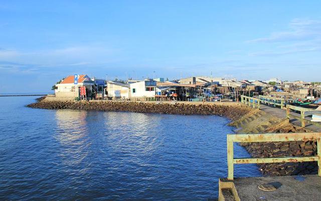 Đảo Thạnh An ở TP. HCM