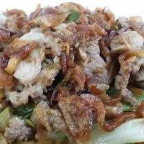 Bánh Ướt & Mì Xào - Võ Thành Trang