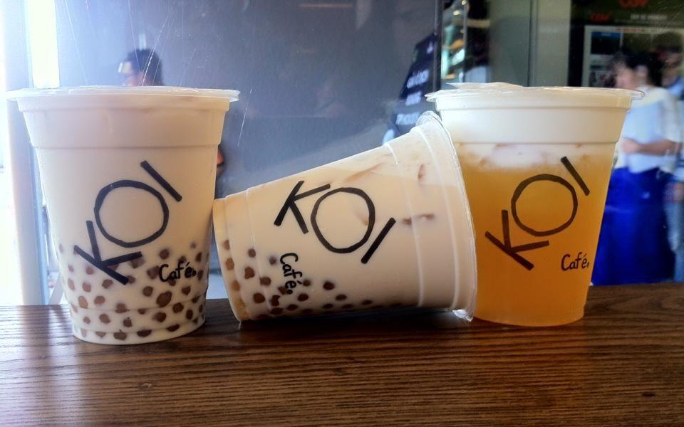 Koi Thé Café - SC VivoCity