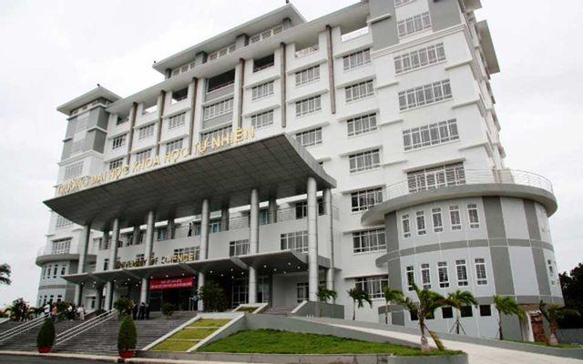 Trường Đại Học Khoa Học Tự Nhiên TP Hồ Chí Minh