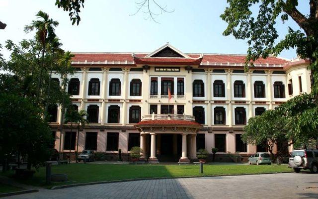 Bảo Tàng Mỹ Thuật Việt Nam - Nguyễn Thái Học ở Hà Nội