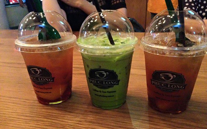 Phúc Long Coffee & Tea - Nowzone