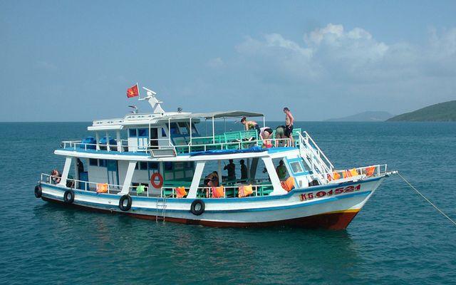 Tàu Du Lịch Phil Hải - Phú Quốc ở Phú Quốc