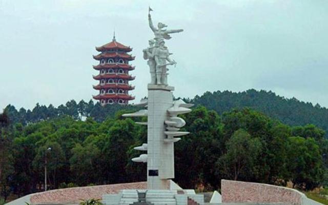 Ngã Ba Đồng Lộc ở Hà Tĩnh