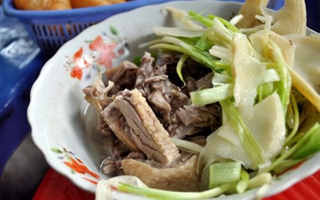 Bà Phương - Bún Ngan ở Hà Nội
