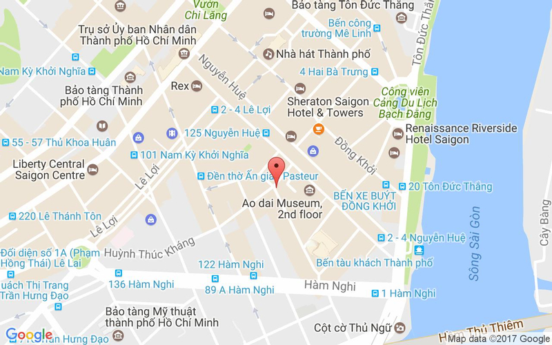 Bản đồ - Ngọc Châu Garden - Home Cooked Vietnamese Restaurant