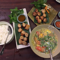 Ngọc Châu Garden - Home Cooked Vietnamese Restaurant
