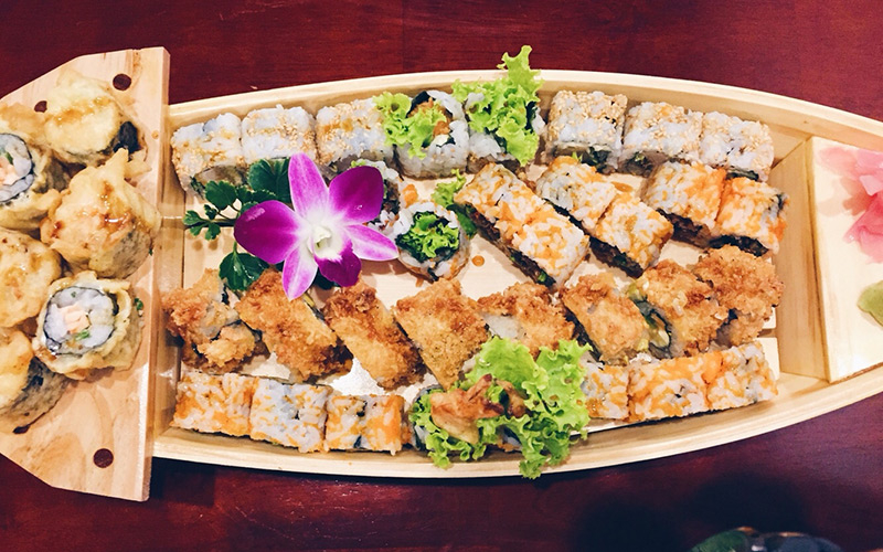 Sushi Sakura - Trần Hưng Đạo