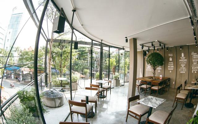 The Coffee House - Lê Văn Sỹ