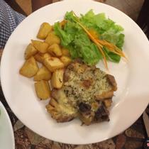 Gummy - Chicken Steak, Cake & Ice Cream - Pasteur
