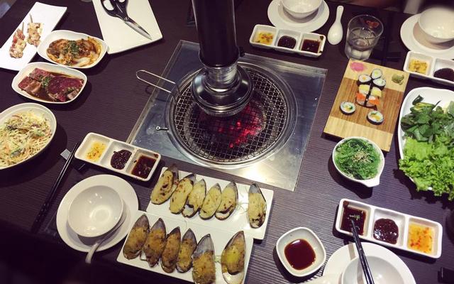 Clam BBQ - Phố Trúc ở Hưng Yên
