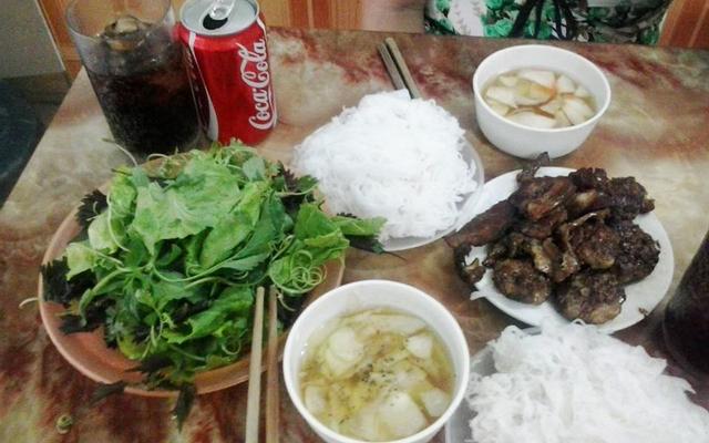 Bún Chả Lạng Sính - Nguyễn Thái Học ở Lạng Sơn
