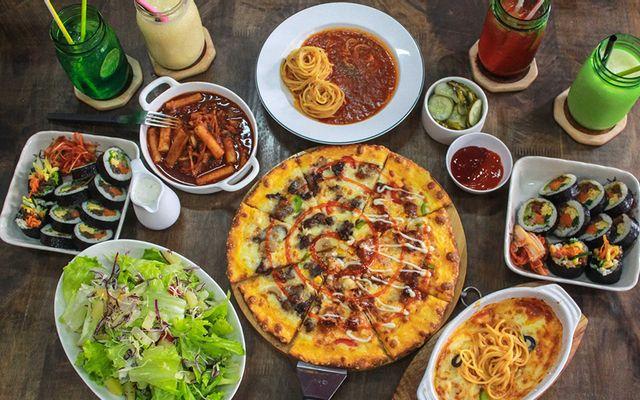 Snow Pizza - Phan Đăng Lưu ở Đà Nẵng