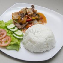 Bò Né Ngũ Vị