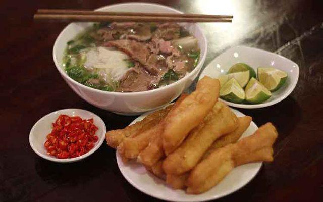 Cồ Thông - Phở Bò Nam Định ở Lạng Sơn