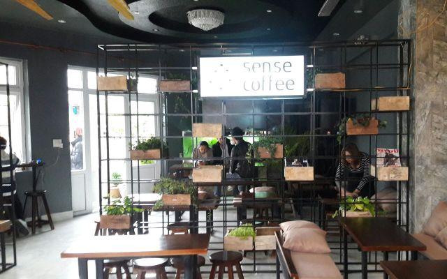 Sense Coffee ở Lâm Đồng