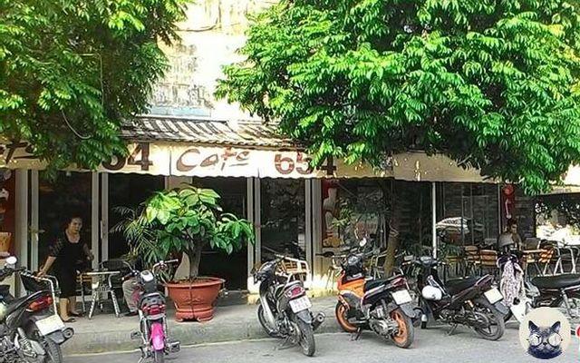 Cafe 654 - Ngô Gia Tự ở Hải Phòng