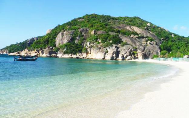 Xã Cam Bình, Đảo Bình Ba Tp. Cam Ranh Khánh Hoà