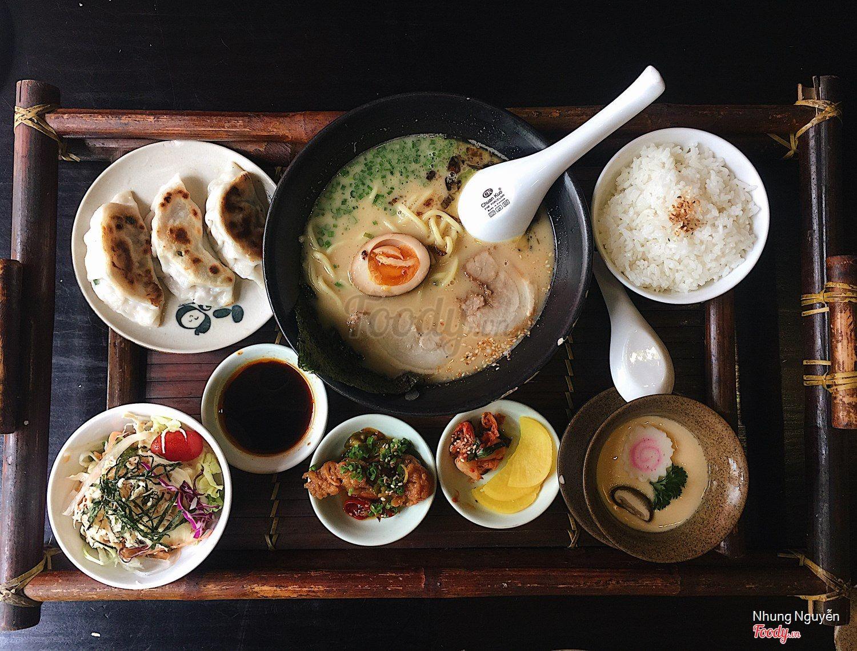 Nhà hàng Nhật Bản_Kiraku