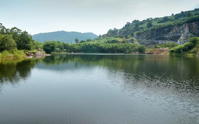 Hồ Đá Ma Thiên Lãnh ở Tây Ninh