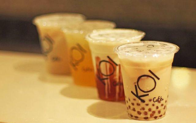 Koi Cafe - Plaza Singapura ở Singapore