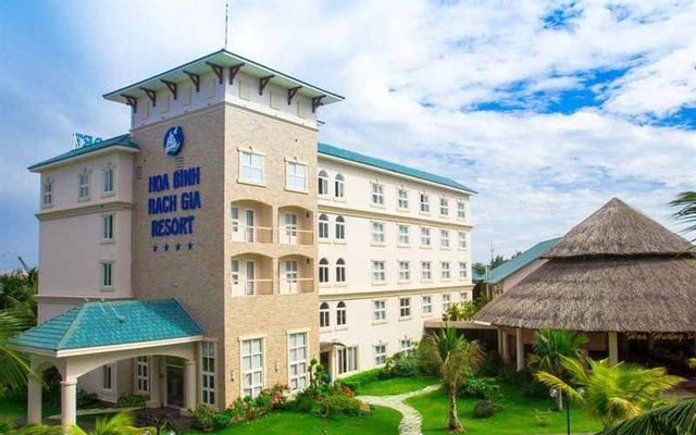 Hòa Bình Rạch Giá Resort ở Kiên Giang
