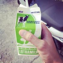 Sữa Bò Tươi Long Thành