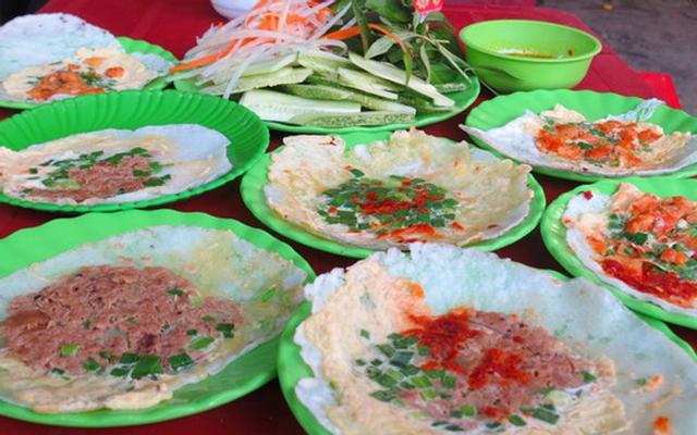 Bánh Ép - Nguyễn Khoa Vy ở Huế