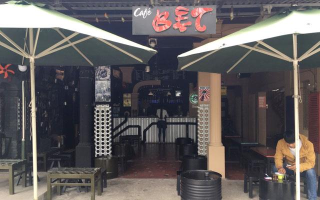 Bệt Cafe - 294 Đinh Tiên Hoàng ở Huế
