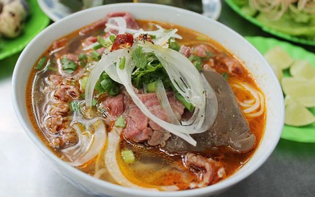 Bún Bò Huế - Trần Phú ở Quảng Ninh