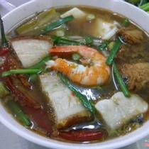 Bún Mắm Cô Ba - Phạm Hùng