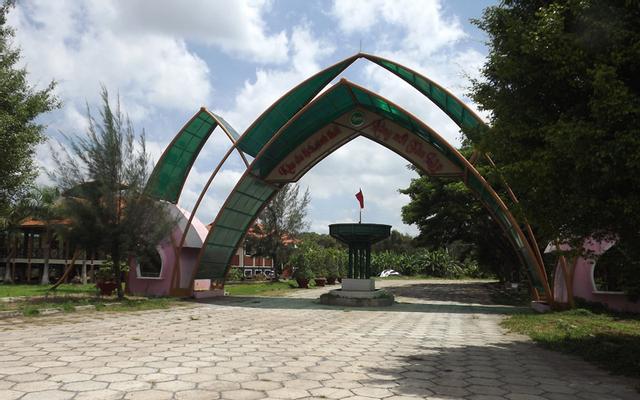 Khu Du Lịch Sinh Thái Làng Nổi Tân Lập ở Long An