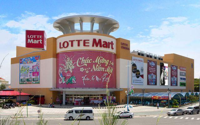Lotte Mart Cần Thơ ở Cần Thơ