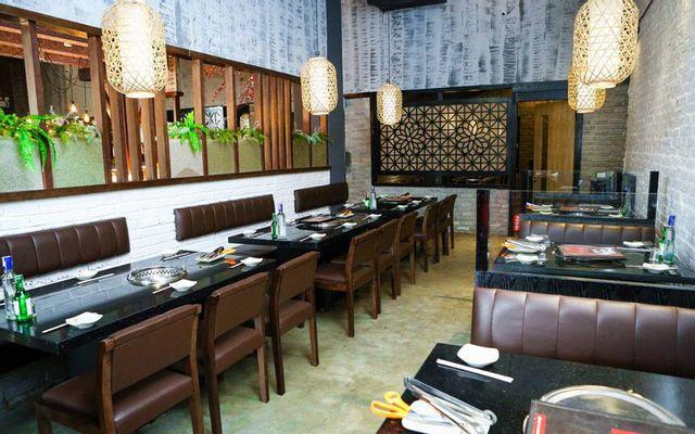 K-BBQ - Korean BBQ Grill ở Vĩnh Phúc