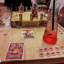 Senet Box - Board Games & Drink