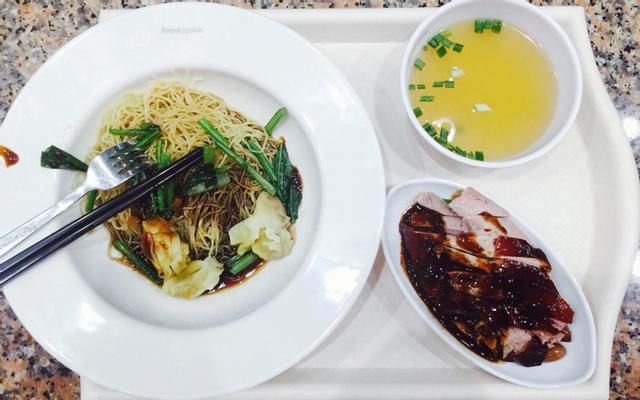 You Men H.K Roast - Food Republic ở Singapore